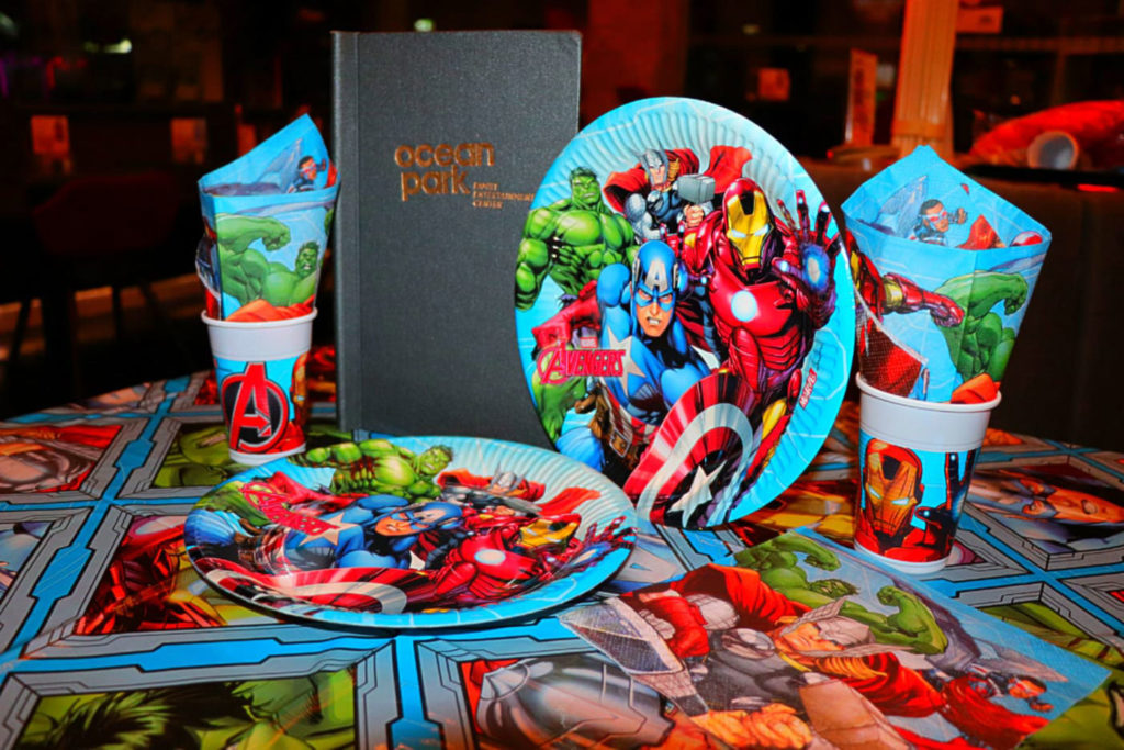 marvel-party